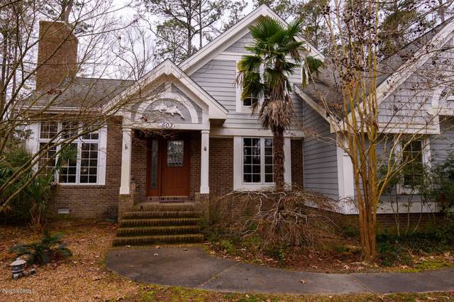 503 Audubon Drive, Oriental, NC 28571 (MLS #100201054) :: RE/MAX Essential