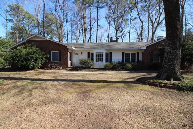 203 Granville Drive, Greenville, NC 27858 (MLS #100201055) :: David Cummings Real Estate Team