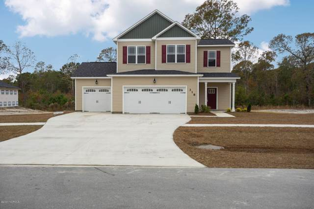 331 Adobe Lane, Jacksonville, NC 28546 (MLS #100201058) :: The Keith Beatty Team