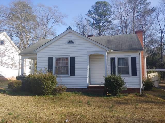 1313 Holman Street, Kinston, NC 28501 (MLS #100201075) :: Vance Young and Associates