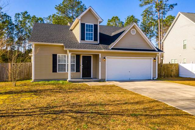 114 Riverbirch Place, Jacksonville, NC 28546 (MLS #100201079) :: The Keith Beatty Team