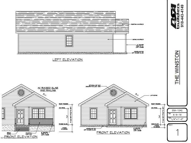 1895 Salisbury Road, Southport, NC 28461 (MLS #100201081) :: Destination Realty Corp.