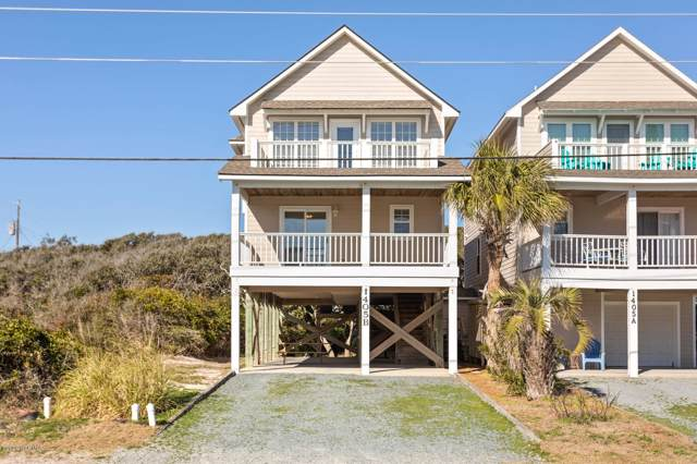 1405 S Shore Drive B, Surf City, NC 28445 (MLS #100201107) :: Vance Young and Associates