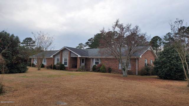 6152 Marvin Taylor Road, Grifton, NC 28530 (MLS #100201114) :: The Keith Beatty Team