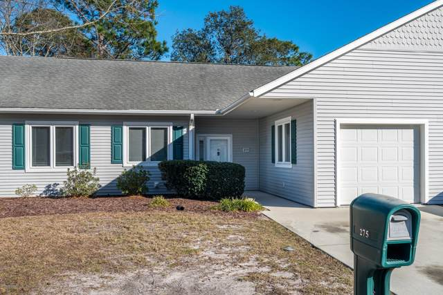 275 Bonnet Way SE, Southport, NC 28461 (MLS #100201121) :: Coldwell Banker Sea Coast Advantage
