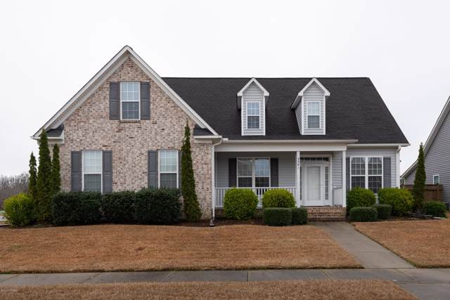 3301 Pacolet Drive, Greenville, NC 27834 (MLS #100201125) :: Courtney Carter Homes