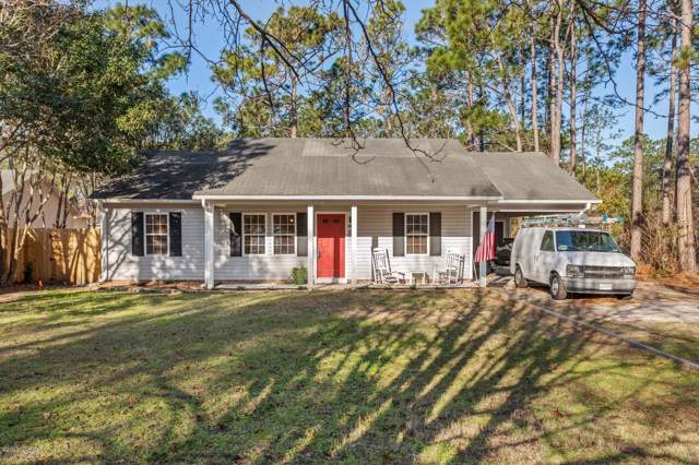 2499 E Boiling Spring Road, Southport, NC 28461 (MLS #100201126) :: Barefoot-Chandler & Associates LLC