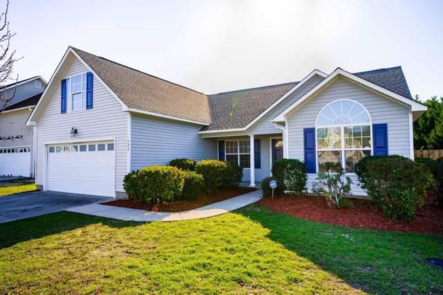 602 Walston Drive, Wilmington, NC 28412 (MLS #100201132) :: Castro Real Estate Team