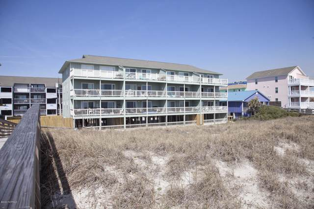 407 Carolina Beach Avenue S 3B, Carolina Beach, NC 28428 (MLS #100201136) :: Thirty 4 North Properties Group