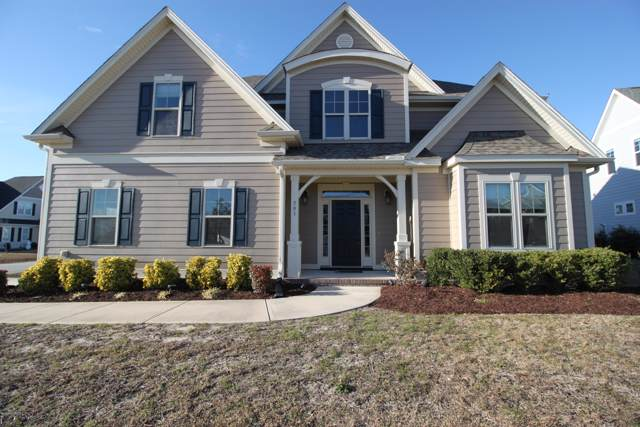 701 Lanyard Drive, Newport, NC 28570 (MLS #100201142) :: Castro Real Estate Team