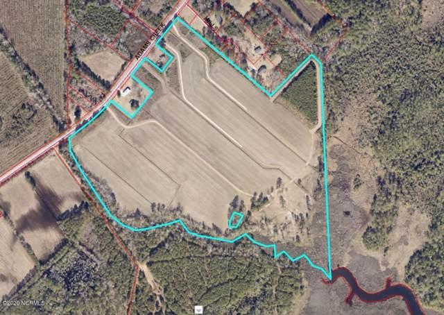 5436 Adams Creek Road, Havelock, NC 28532 (MLS #100201156) :: Castro Real Estate Team