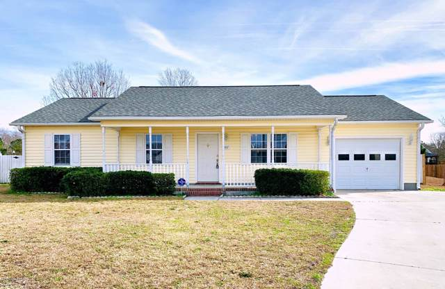207 Candler Court, Richlands, NC 28574 (MLS #100201165) :: RE/MAX Elite Realty Group