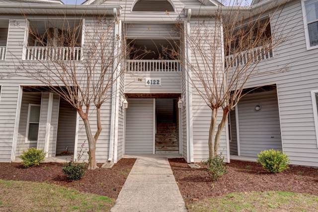 4122 Breezewood Drive #204, Wilmington, NC 28412 (MLS #100201174) :: Vance Young and Associates