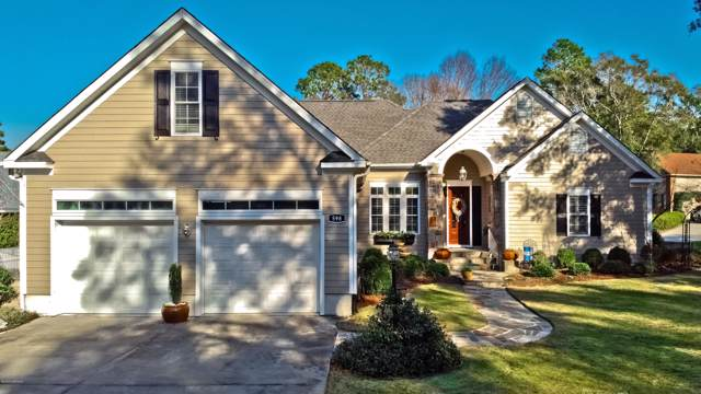 598 Coach Trail SW, Sunset Beach, NC 28468 (MLS #100201180) :: The Keith Beatty Team