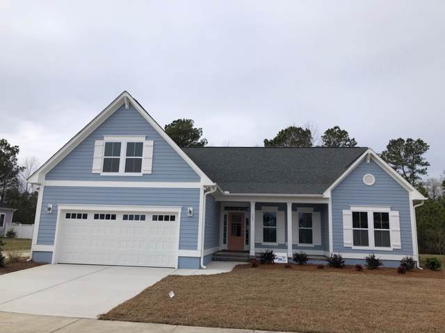 322 Summerhouse Drive, Holly Ridge, NC 28445 (MLS #100201186) :: Destination Realty Corp.