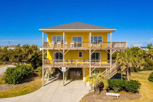 2414 Ocean Drive, Emerald Isle, NC 28594 (MLS #100201189) :: Barefoot-Chandler & Associates LLC