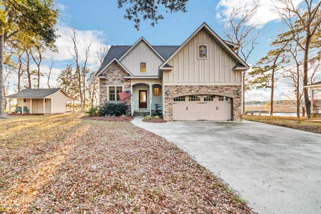 1821 Russell Hewett Road SW, Supply, NC 28462 (MLS #100201200) :: Vance Young and Associates