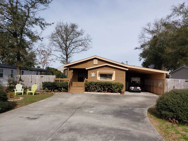 809 Live Oak Drive, Sunset Beach, NC 28468 (MLS #100201208) :: The Keith Beatty Team