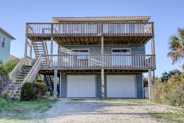 1613 S Shore Drive, Surf City, NC 28445 (MLS #100201219) :: RE/MAX Elite Realty Group