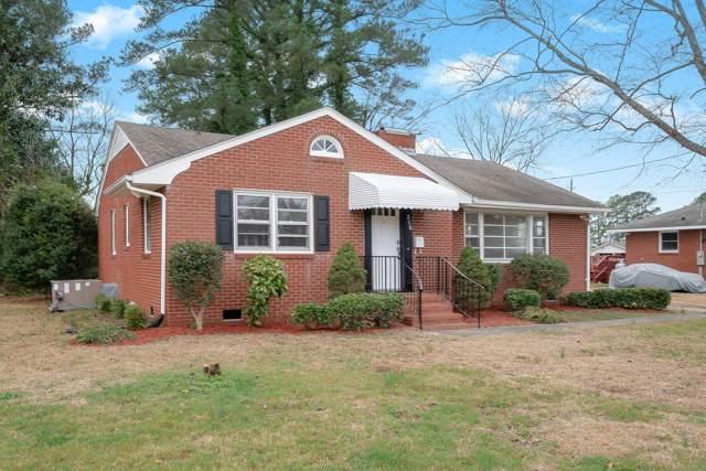 216 W Ninth Street, Ayden, NC 28513 (MLS #100201221) :: Berkshire Hathaway HomeServices Hometown, REALTORS®