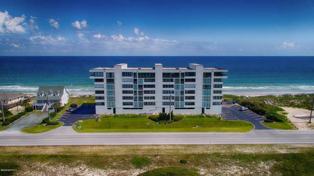 4110 Island Drive #401, North Topsail Beach, NC 28460 (MLS #100201226) :: David Cummings Real Estate Team