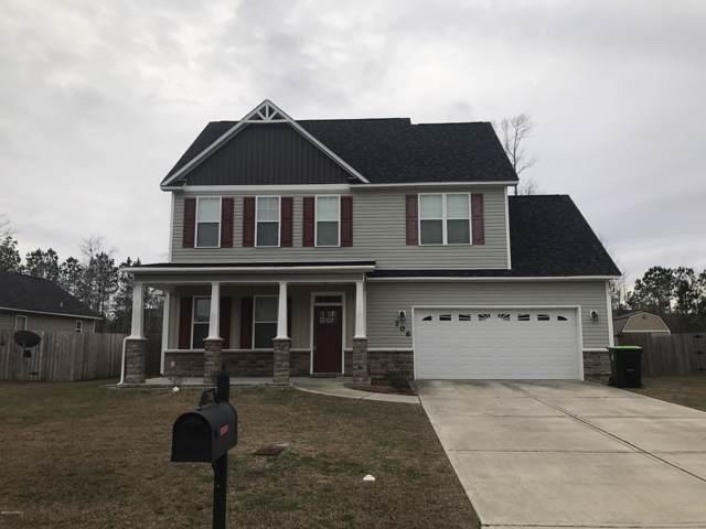 706 Dexter Court, Jacksonville, NC 28546 (MLS #100201233) :: Berkshire Hathaway HomeServices Hometown, REALTORS®