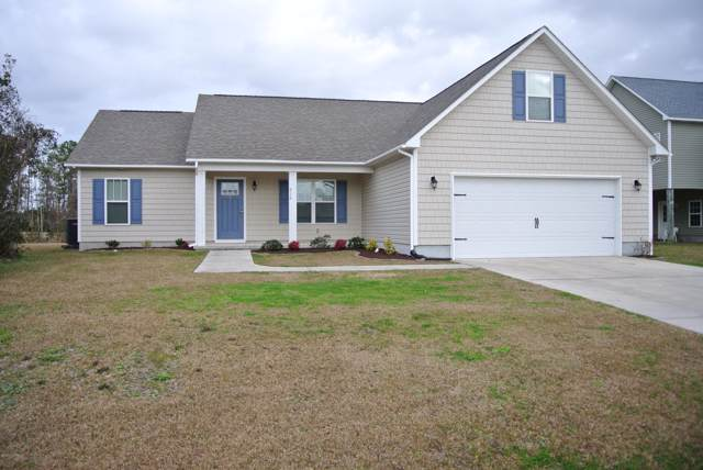 916 Eastman Creek Drive, Beaufort, NC 28516 (MLS #100201240) :: Donna & Team New Bern