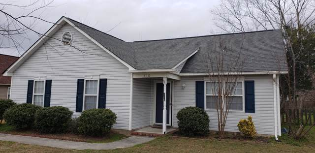 810 Gordon Woods Road, Wilmington, NC 28411 (MLS #100201252) :: Berkshire Hathaway HomeServices Prime Properties