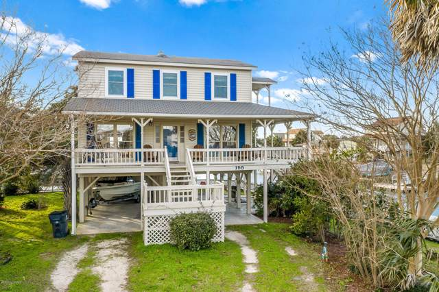 155 Marlin Drive, Holden Beach, NC 28462 (MLS #100201259) :: Thirty 4 North Properties Group