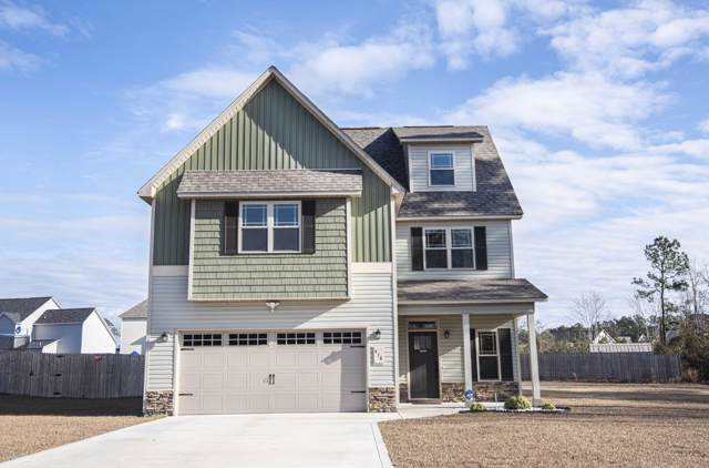 414 Sea Buoy Lane, Sneads Ferry, NC 28460 (MLS #100201261) :: RE/MAX Elite Realty Group