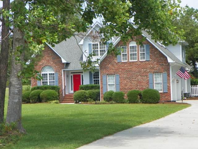 106 Sound View Drive, Hampstead, NC 28443 (MLS #100201264) :: Berkshire Hathaway HomeServices Hometown, REALTORS®