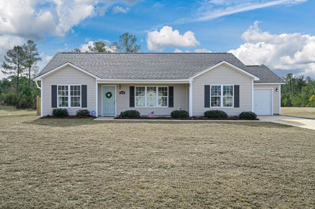 520 Cherry Blossom Lane, Richlands, NC 28574 (MLS #100201280) :: Thirty 4 North Properties Group