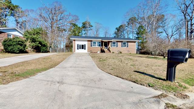 307 Sheffield Road, Jacksonville, NC 28546 (MLS #100201283) :: The Keith Beatty Team
