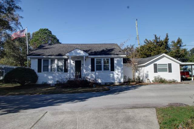 109 Sunshine Court, Beaufort, NC 28516 (MLS #100201286) :: The Oceanaire Realty