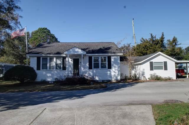 109 Sunshine Court, Beaufort, NC 28516 (MLS #100201286) :: Donna & Team New Bern