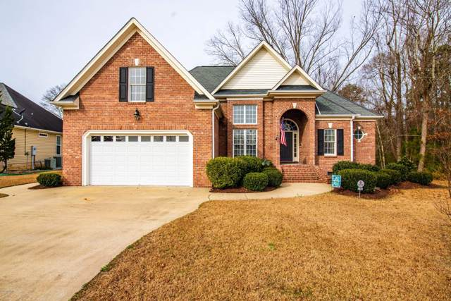 130 Hannah Drive, Chocowinity, NC 27817 (MLS #100201298) :: Vance Young and Associates