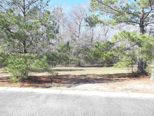1009 Montgomery Court NW, Calabash, NC 28467 (MLS #100201300) :: Destination Realty Corp.