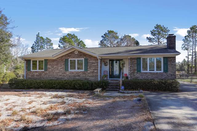 741 Eden Drive, Boiling Spring Lakes, NC 28461 (MLS #100201307) :: Coldwell Banker Sea Coast Advantage