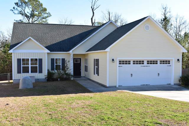 325 Jasmine Lane, Jacksonville, NC 28546 (MLS #100201311) :: Destination Realty Corp.