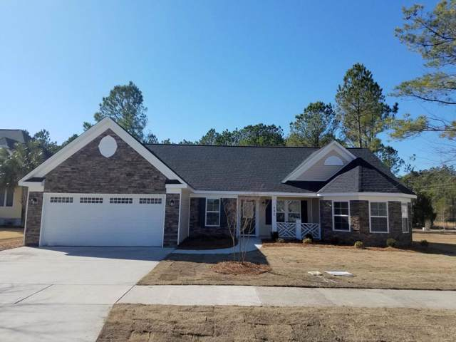116 Pebble Beach Drive, Hampstead, NC 28443 (MLS #100201313) :: Destination Realty Corp.