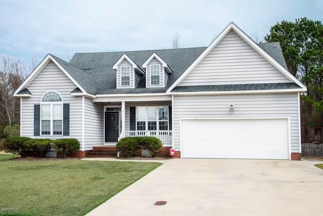 457 Branchwood Drive, Winterville, NC 28590 (MLS #100201331) :: Berkshire Hathaway HomeServices Hometown, REALTORS®