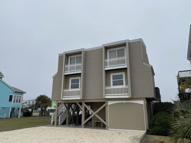 16 W Asheville Street, Ocean Isle Beach, NC 28469 (MLS #100201341) :: Vance Young and Associates