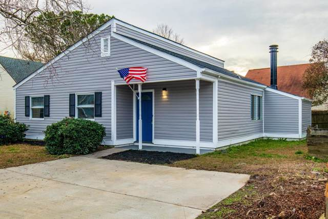 126 E Saltwood Place, Jacksonville, NC 28540 (MLS #100201369) :: The Oceanaire Realty