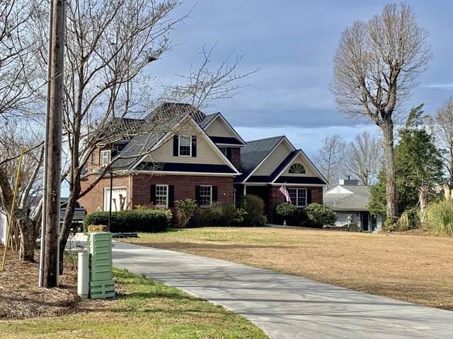 106 White Oak Bluff Road, Stella, NC 28582 (MLS #100201374) :: The Bob Williams Team