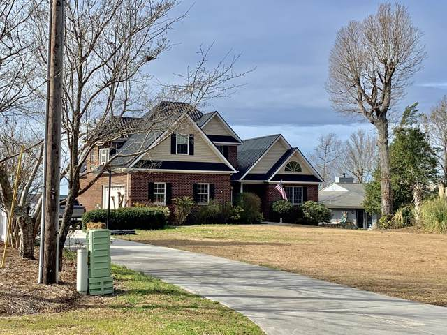 106 White Oak Bluff Road, Stella, NC 28582 (MLS #100201374) :: Barefoot-Chandler & Associates LLC
