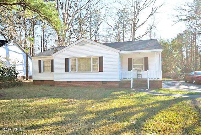 2005 Rosewood Avenue, Rocky Mount, NC 27801 (MLS #100201398) :: The Oceanaire Realty