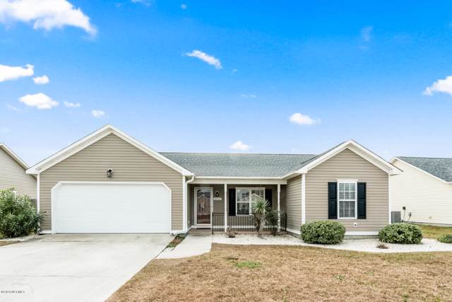 2602 Ashby Drive, Wilmington, NC 28411 (MLS #100201403) :: The Keith Beatty Team