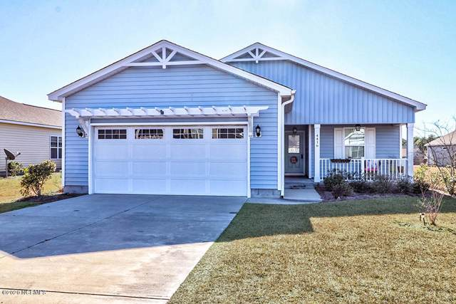 4416 Southern Pine Drive SE, Southport, NC 28461 (MLS #100201411) :: The Oceanaire Realty