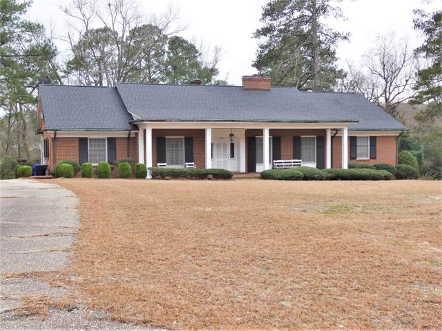 101 Charlotte Circle, Clinton, NC 28328 (MLS #100201419) :: The Chris Luther Team