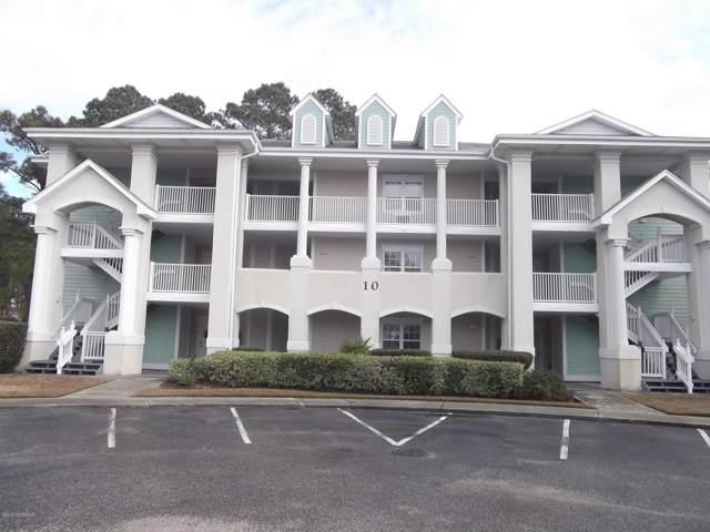 330 S Middleton Drive NW #1008, Calabash, NC 28467 (MLS #100201441) :: RE/MAX Essential